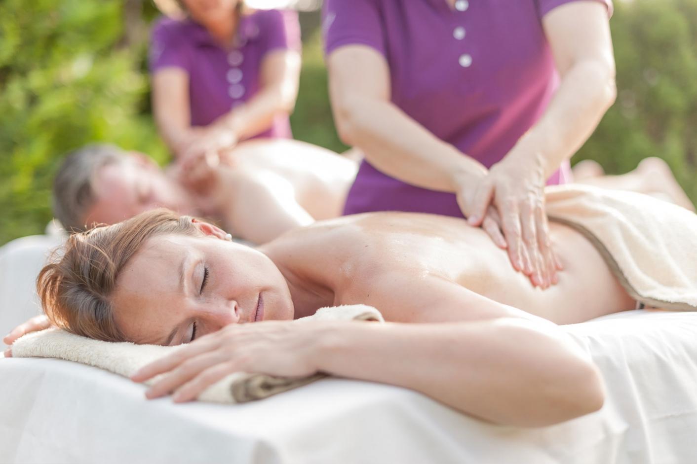 Massage partner finden